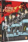 Fire Force: Season 1 Part 2 (Episodes 13-24) [DVD]