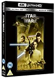 Star Wars Episode II: Attack of the Clones [Blu-ray] [2020] [Region Free]