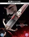 V for Vendetta [Blu-ray] [2005] [Region Free]