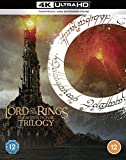 The Lord of The Rings Trilogy: [Theatrical and Extended Edition] [4K Ultra HD] [2001] [Blu-ray] [Region Free]