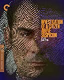 Investigation Of A Citizen Above Suspicion (1970) (Criterion Collection) UK Only [Blu-ray] [2020]