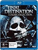 Final Destination Complete Collection | 5 Film Collection | Region B [Blu-ray]