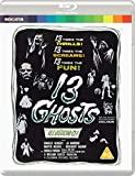 13 Ghosts (Standard Edition) [Blu-ray] [2021] [Region A & B & C]