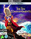 The Ten Commandments (1956) 4K [Blu-ray] [2021] [Region A & B & C]