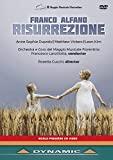 Alfano: Risurrezione [Orchestra e Coro del Maggio Musicale Fiorentino; Lorenzo Fratini; Anne Sophie Duprels] [Dynamic: 37866] [DVD] [2021]