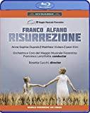 Alfano: Risurrezione [Orchestra e Coro del Maggio Musicale Fiorentino; Lorenzo Fratini; Anne Sophie Duprels] [Dynamic: 57866] [Blu-ray] [2021]