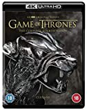 Game of Thrones: Season 4 [4K Ultra HD] [2014] [Blu-ray] [Region Free]