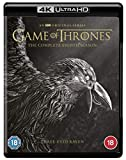 Game of Thrones: Season 8 [4K Ultra HD] [2019] [Blu-ray] [Region Free]