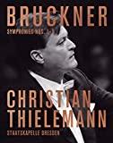 Bruckner: Symphonies Nos. 1-9 [Sächsische Staatskapelle Dresden; Christian Thielemann] [C Major Entertainment: 757504] [Blu-ray] [2021]