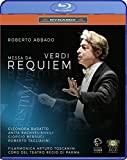 Verdi: Messa Da Requiem [Eleonora Buratto; Anita Rachvelishvili; Giorgio Berrugi; Roberto Tagliavini; Roberto Abbado] [Dynamic: 57895] [Blu-ray] [2021]