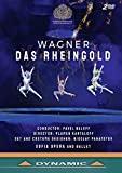 Wagner: Das Rheingold [Various] [Dynamic: 37897] [DVD] [2021]