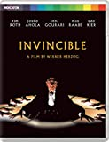Invincible (Limited Edition) [Blu-ray] [2021] [Region Free]