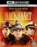 Backdraft (Includes Blu-Ray) [4K Ultra HD] [1991] [Region Free]