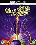 Willy Wonka & The Chocolate Factory [4K Ultra HD] [1971] [Blu-ray] [Region Free]