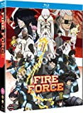 Fire Force Season 2 Part 1 - Blu-ray/DVD Combo + Digital Copy