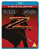 The Legend Of Zorro (2005) / Mask Of Zorro Boxset [Blu-ray] [2021]
