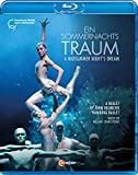 A Midsummer Nights Dream [Various] [C Major Entertainment: 758304] [Blu-ray] [2021]