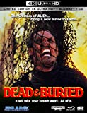 Dead & Buried (3-Disc Limited Edition - Cover B 'Burned') [4K Ultra HD + Blu-ray + CD]