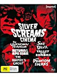 Silver Screams Cinema (Box Set) (Phantom Speaks / Vampire's Ghost / Return of the Ape Man / Valley of the Zombies / She Devil / Unknown Terror) Imprint Collection Blu Ray